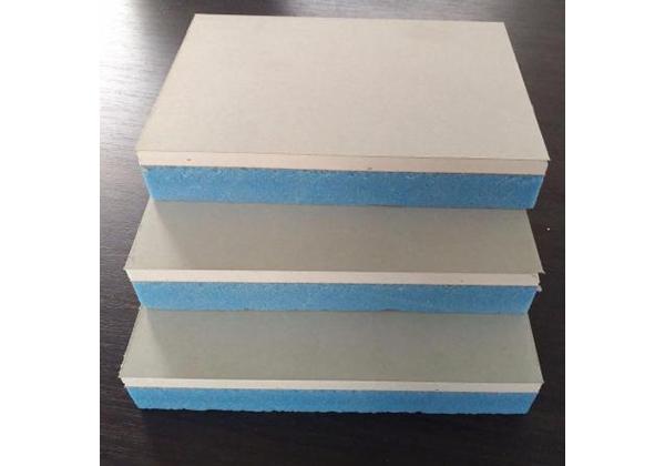 泡沫石膏保温板
